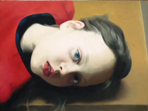 Gerhard Richter (German, b. 1932), Betty, 1977. Oil on canvas, 30 cm x 40 cm, Museum Ludwig, Cologne, Germany (permanent loan from a private collection). © Gerhard Richter 2020