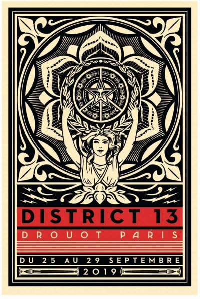© Shepard Faireu, District 13 Lotus Woman, 2019