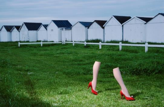 Charles Jourdan 1979 © The Guy Bourdin Estate 2019 Courtesy Art and Commerce