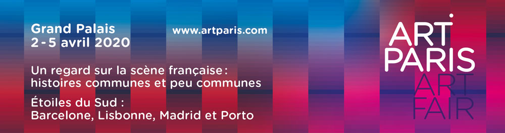ART PARIS BANDEAUCOM PRESS 2020